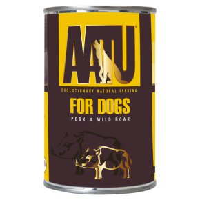 AATU for Dogs Pork & Wild Boar