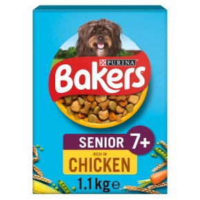 Bakers Senior Chicken