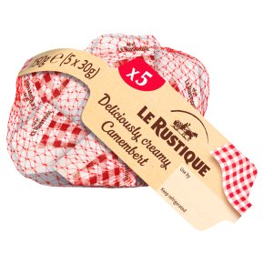 Le Rustique Deliciously Creamy Camembert