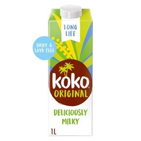 Koko longlife dairy free coconut drink