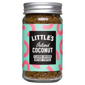 Little's Island Coconut Instant Coffee