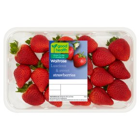 Waitrose Strawberries