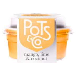 Pots & Co Mango, Lime & Coconut Pot