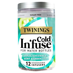 Twinings Cold Infuse Apple, Cucumber 12s