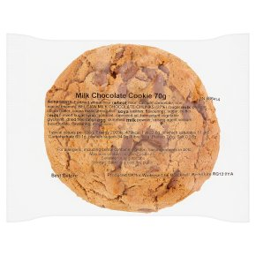 Milk Chocolate Cookie Belgian Choc Chunks