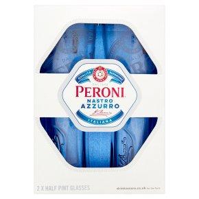 Peroni Glass