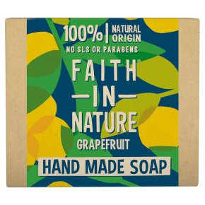 Faith in Nature Grapefruit Soap