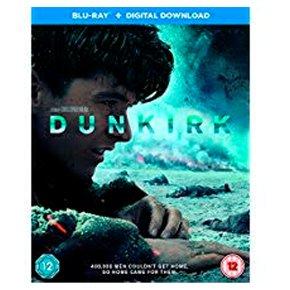 DVD Blue Ray Dunkirk