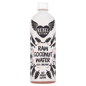Rebel Kitchen Raw Organic Coconut Water