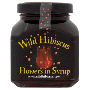 Wild Hibiscus Flowers In Syrup Waitrose Partners