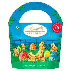 Lindt Gold Bunny & Friends