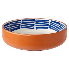 Waitrose Terracotta Pasta Bowl