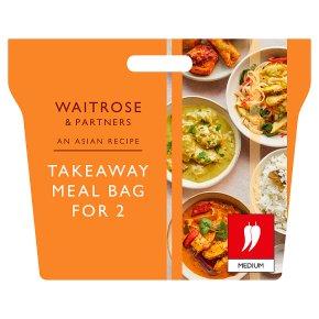 Waitrose Asian Takeaway Meal Bag For 2