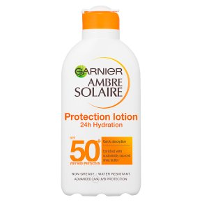 Ambre Solaire SPF 50 Protection Lotion
