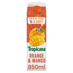 Tropicana Orange & Mango