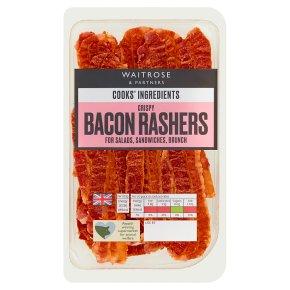 Waitrose British Cooked Bacon