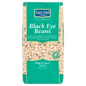 East End black eye beans