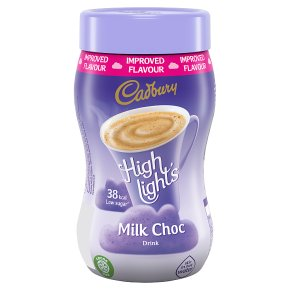 Cadbury Highlights Milk Choc