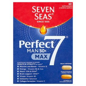 Seven Seas Perfect 7 Prime Man 50+