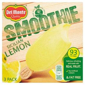 Del Monte Smoothie Sicilian Lemon