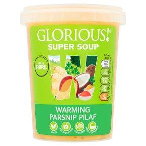 Glorious! Warming Parsnip Pilaf