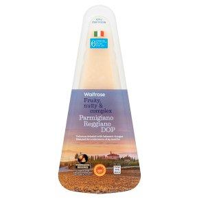 Waitrose Parmigiano Reggiano Wedge Cheese