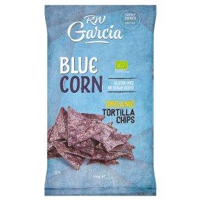 RW Garcia Blue Corn Tortilla Chips