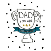 Greeting cards waitrose champion fathers day card m4hsunfo