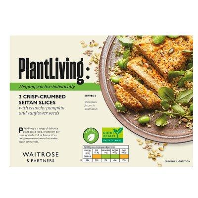 Vegan Waitrose Partners