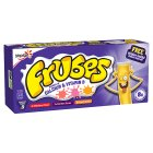 Frubes Strawberry, Red Berry and Peach Flavour Yogurt Tubes - 9x37g