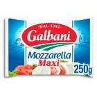 Galbani maxi (undrained weight - 390g) - drained 250g