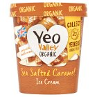 Yeo Valley Organic Ice Cream Sea Salted Caramel - 500ml