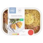 Easy To Cook Gammon Steaks with Leek Crumble - 330g