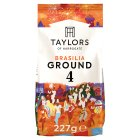 Taylors Café Brasila smooth & rich coffee - 227g