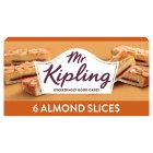 Mr Kipling almond slices - 6s