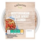 Growers Pride Mediterranean Bulgur Wheat & Quinoa - 180g