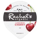 Rachel's organic forbidden fruits cherry yogurt - 150g