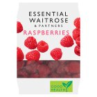 essential Waitrose frozen raspberries - 400g