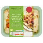 Waitrose Italian Macaroni Cheese with Cauliflower & Squash - 400g