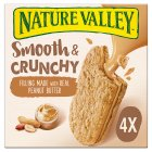 Nature Valley Nut Butter Peanut Biscuits - 4x38g