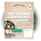 Growers Pride Forest Mushrooms & Green Vegetables - 150g