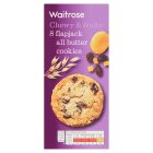 Waitrose 8 Flapjack All Butter Cookies - 200g