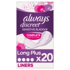 Always Discreet Sensitive Bladders Plus - 20s