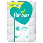 Sensitive Protect Baby Wipes 5 Packs (280) (280s)
